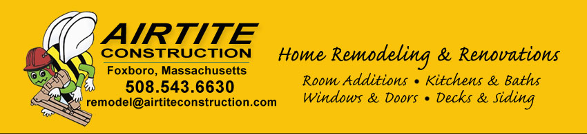 Airtite Constrruction - MA Home Remodeling and Renovations